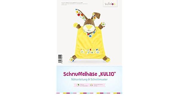 kullaloo - Schnittmuster & Nähanleitung für Schnuffelhase (Deutsch ...