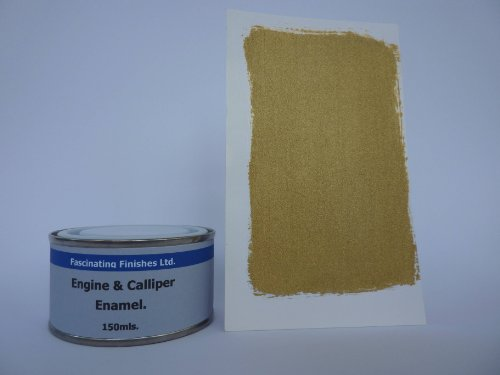 1-x-150ml-gold-heat-resistant-brake-calliper-and-engine-block-paint-caliper-engine-bay