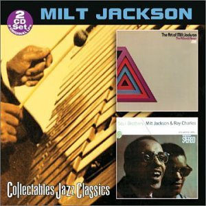 Art of Milt Jackson / Soul Bros With Ray Charles by MILT JACKSON (2001-07-31)