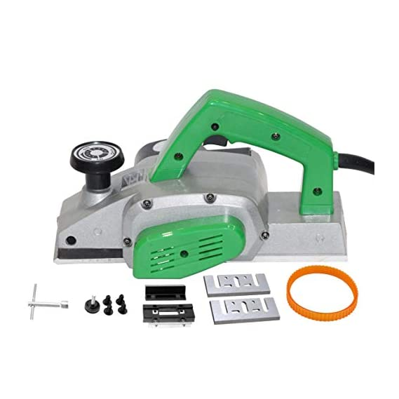 Digital Craft Wood Planer 600W Machine of Carpentry High-Power Multi-Function Electric Planer Professional Woodworking Machine Corded Planer (82-2 mm)