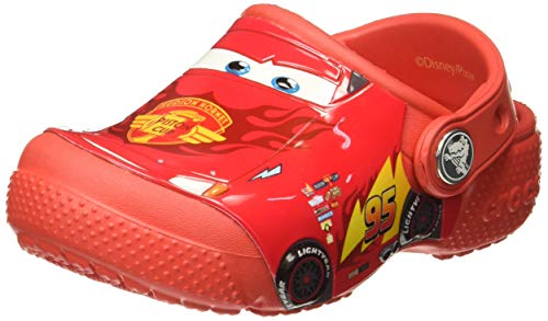 Crocs Boys Fun Lab Cars Kids Clogs