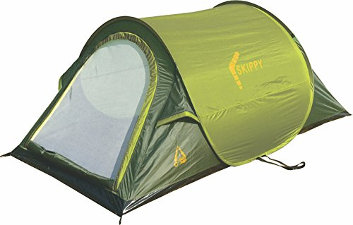 best-camp-tenda-da-campeggio-pop-up-skippy-2-verde-hellgrun-dunkelgrun-standard