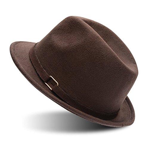 Furry petit chapeau/Korean surges caps/Visière/Grand chapeau/Jazz britannique chapeau H