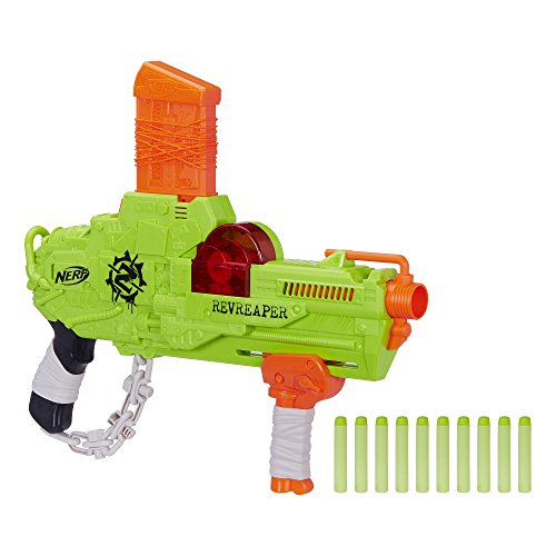 Nerf Zombie Strike - RevReaper, E0311EU4