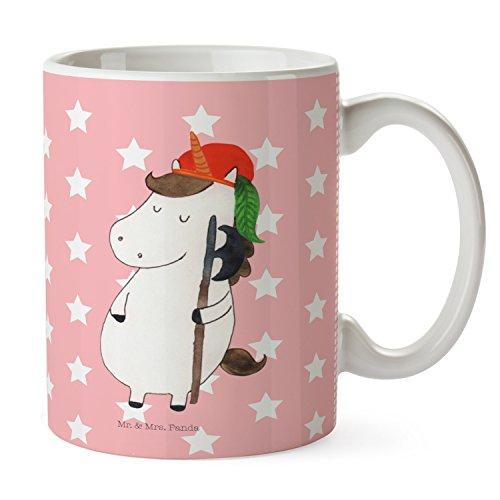 (Mr. & Mrs. Panda Kunststoff Tasse Einhorn Bube - 100% handmade in Norddeutschland - Kunststoff Tasse, Kinder, Mittelalter,, Einhörner, Unicorn, Kindertasse, Einhorn, Trinkbecher, Bruchfest, Camping Becher, Tasse,)