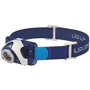 LED-Lenser SEO 7R LED Stirnlampe wiederaufladbar 6107-R