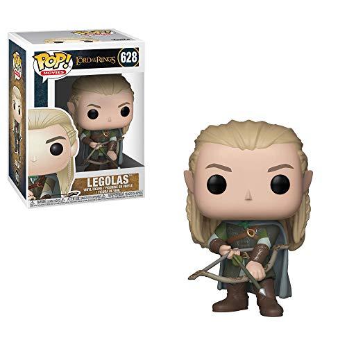 Funko 33247 Pop! Vinilo: LOTR/Hobbit: Legolas,  Multi