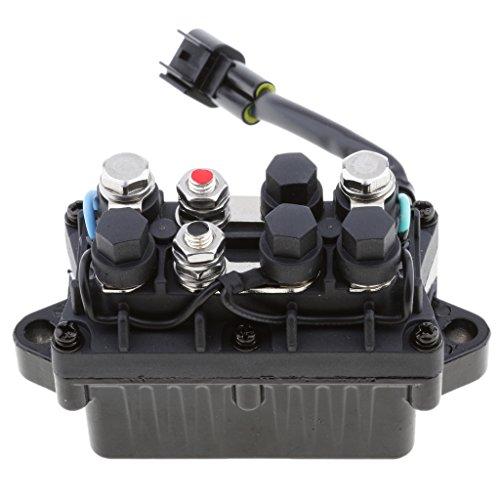 Preisvergleich Produktbild Sharplace Universal Blinker 3 Pin Relais Blinkerrelais 12V für für Yamaha F-250 HP 2005-2009 Motorrad Außenbordmotor