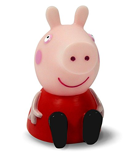 Peppa Pig-lámparas, Rojo, talla única