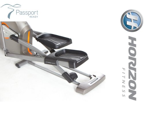 Elite E4000 Crosstrainer mit Passport Ready Kompatibel- Horizon Fitness - 2