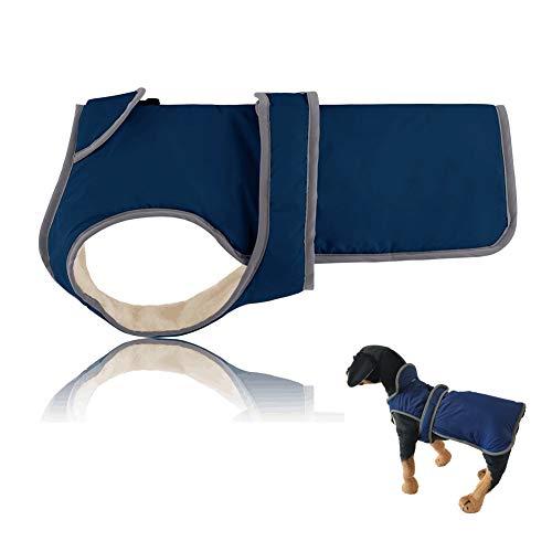 Hundekleidung Hundemantel Hundejacke Hundepullover Warm Winter für Kleine und große Hund/Hund Revers Jacke Weste(S - 2XL)