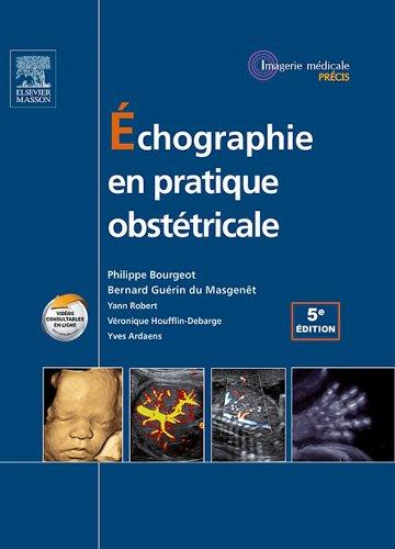 Échographie en pratique obstétricale
