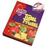 Red Band Tutti Frutti, Fruchtgummi, 48 x 20 g