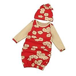 Kapuze Button Stricken Baby Schlafsack, Pak _ Youth Neugeborene Baby Decken Swaddle Sleep Sack Kinderwagen Wickeln Für 0–12Monate Baby