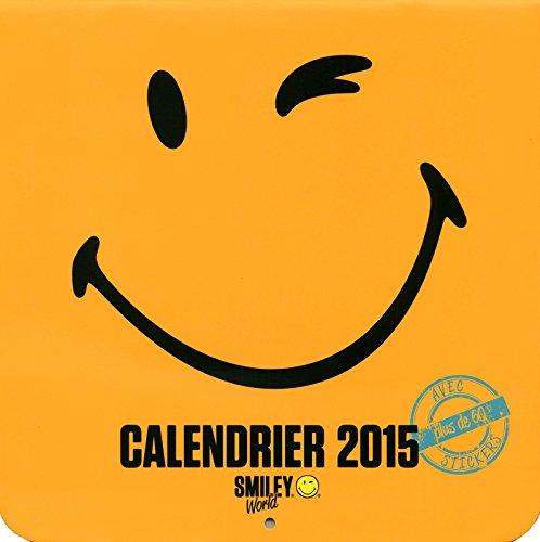 CALENDRIER SMILEY 2015 par SMILEYWORLD