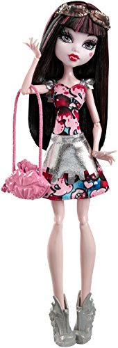 Monster High Boo York Puppen - Draculaura & Co.