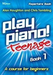 Play Piano Teenage Repertoire Book 1