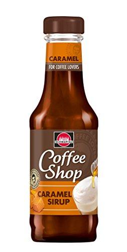 Schwartau café Sirop Caramel (200ml) pour Senseo