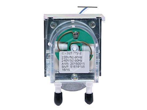 Hobart Dosiergerät für Spülmaschine, Hauben-Spülmaschine Schlauchanschluss ø 6mm Schlauchpumpendosiergerät