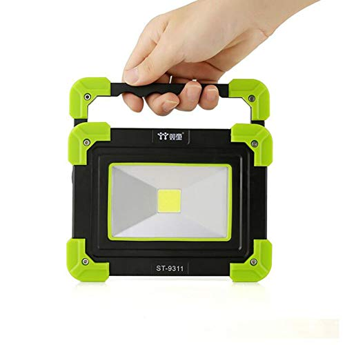 64ce0d8fafe4 Yaxuan Tragbare 5W COB LED Work Light USB Charging Floodlights Outdoor  Camping Lights Searchlights Searchlight für Notfall, Angeln,  Stromausschnitte ...