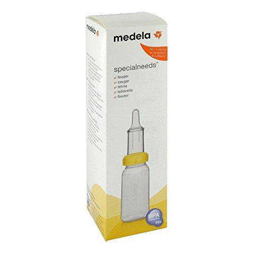 medela SpecialNeeds Muttermilchflasche 150 ml mit Sauger, 1