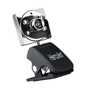 Hercules 4780715 - Optical Glass Webcam