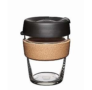KeepCup Brew - Cork Edition   12oz Medium - Espresso