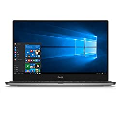 Dell XPS XPS9350-5341SLV 13.3 Inch QHD Touchscreen Laptop (Intel Core i7 with Iris Graphics, 8 GB RAM, 256 GB SSD, Silver)