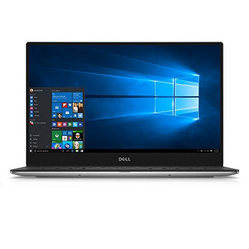 "DELL XPS 9350 2.5GHz I7-6500U 13.3"" 3200 x 1800Pixels Touch screen Nero, Argento"