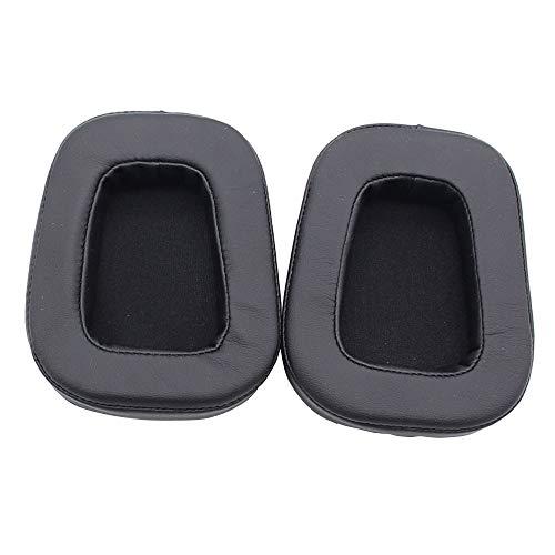 Kopfhörer Lautsprecher Zubehör,TwoCC Ohrenschützer für Ersatzohrpolster Logitech G933 G633 Surround Gaming phones -
