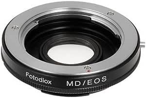Fotodiox Pro Lens Mount Adapter Compatible With Minolta Kamera
