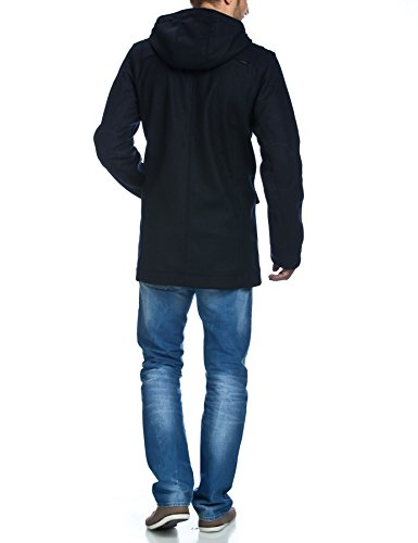 Tatonka Herren Jacke Hanford Parka Blue Nights