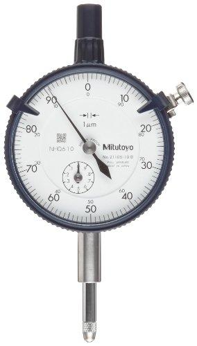 Mitutoyo mt2110s-10Messuhr 0,001mm 2110s-10 (1 Messuhr)