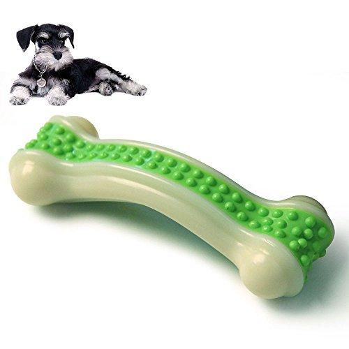 Giocattoli da masticare per cani, cuccioli di ossi di nylon dentizione giocattoli per cani durevoli, giocattoli per animali domestici per allenamento giocando a masticare da HongYH