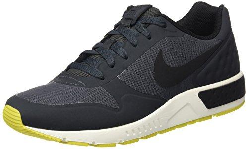 Nike 844879, Zapatillas para Hombre, Varios Colores (Antracita / Negro), 42 EU