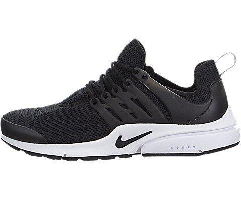 Nike Unisex-Erwachsene W Air Presto Turnschuhe, Schwarz / Schwarz-Weiß