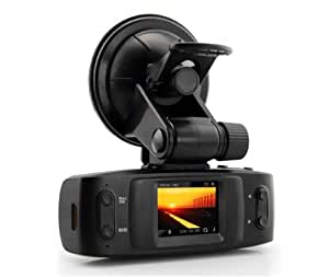 iTracker H.264 FULL HD 1080p Dashcam GPS Auto Kamera DVR Blackbox inkl. G-Sensor
