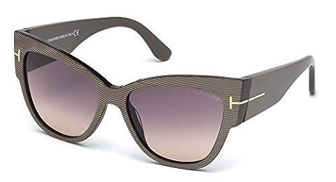 Tom Ford Sonnenbrille Anoushka (FT0371 38B 57)