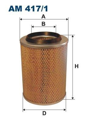 Filtron Luftfilter, am417/1