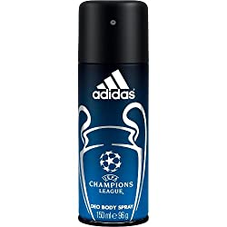 Adidas Champions League Deo Body Spray 150ml