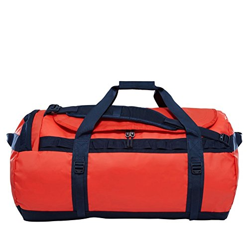 Produktbild THE NORTH FACE Base Camp L Reisetasche,  60 cm,  95 liters,  Orange (Poinciana Orng / Urban Navy)