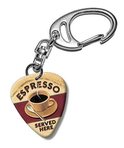 espresso-served-here-martin-wiscombe-gitarre-plektrum-pick-schlusselanhanger-keyring-vintage-retro