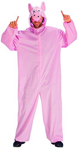 Andrea-Moden 629-54 Schweinchen-Kostüm, - Schweinchen Kostüm