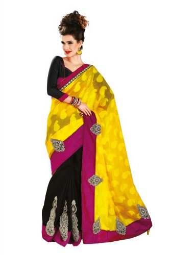 Chirag Sarees Cotton Silk Multi-Colour Aarohi- B Saree