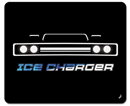 t and The Furious - Ice Charger Mauspad 23 x 19 cm ()
