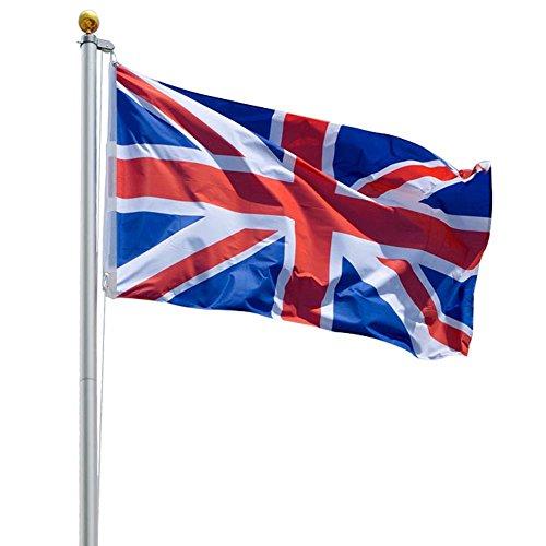reasejoy-20ft-aluminium-sectional-flagpole-kit-with-free-uk-union-jack-flag-outdoor-halyard-pole