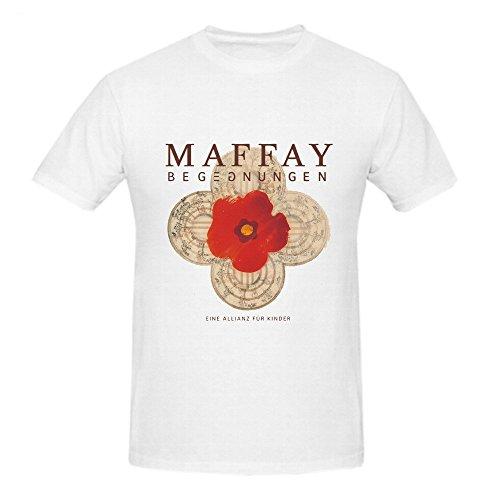 peter-maffay-begegnungen-eine-allianz-summer-t-shirts-for-homme-round-neck-xxx-large