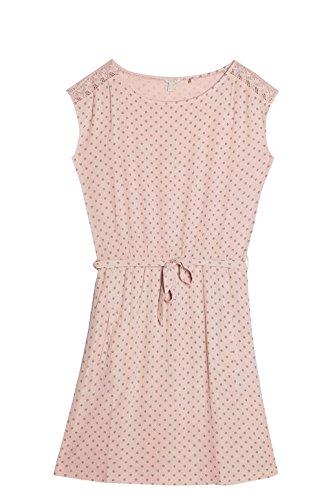 ESPRIT Damen Kleid Mehrfarbig (Light Pink 690)