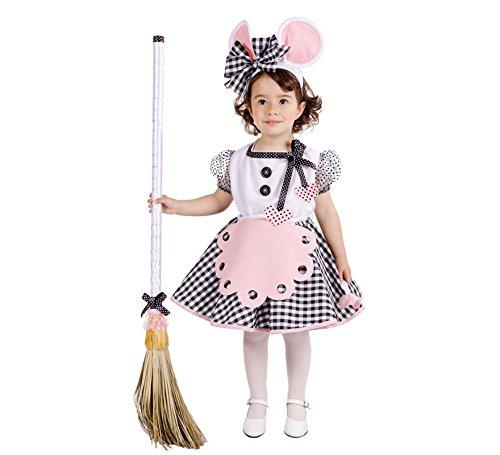 Imagen de disfraz ratita presumida para niñas varias tallas