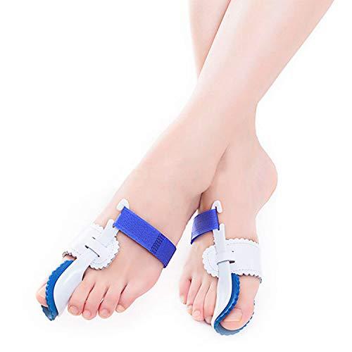 SUPVOX Hallux valgus Korrektur Zehenspreizer Fußschiene zur Hallux Schmerzlinderung